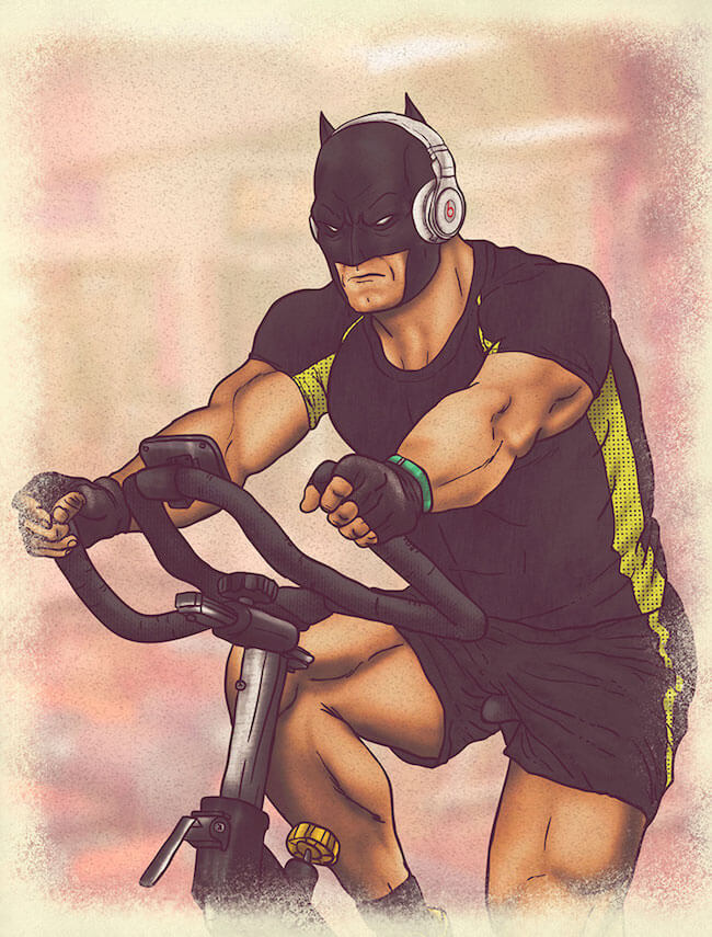 The Secret Lives Of Superheroes (1)