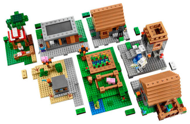 lego minecraft 5