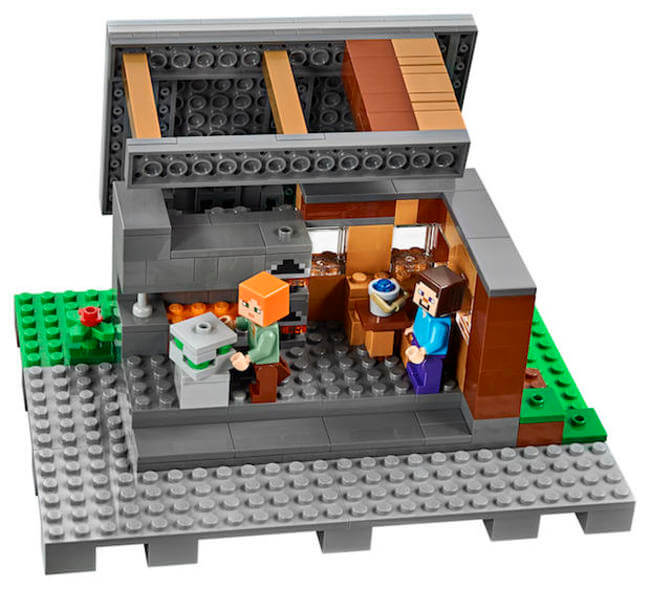 lego minecraft 9