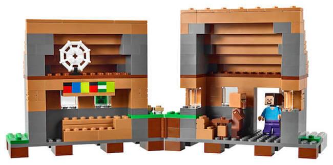 lego minecraft 10