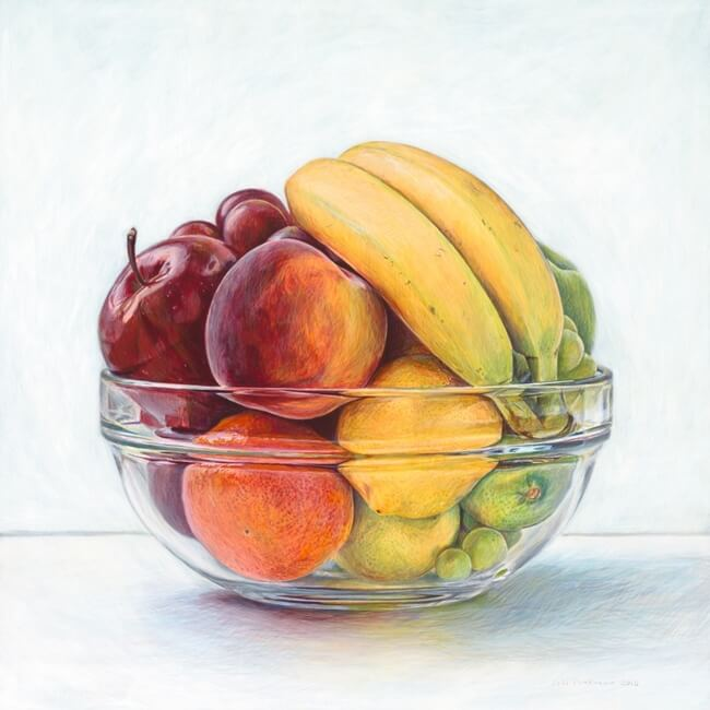 Realistic Paintings Of Treats 7