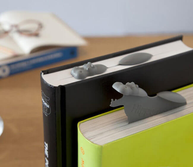 Hippo Bookmarks 1
