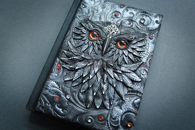 Handmade Fairy Tale Book Covers 12