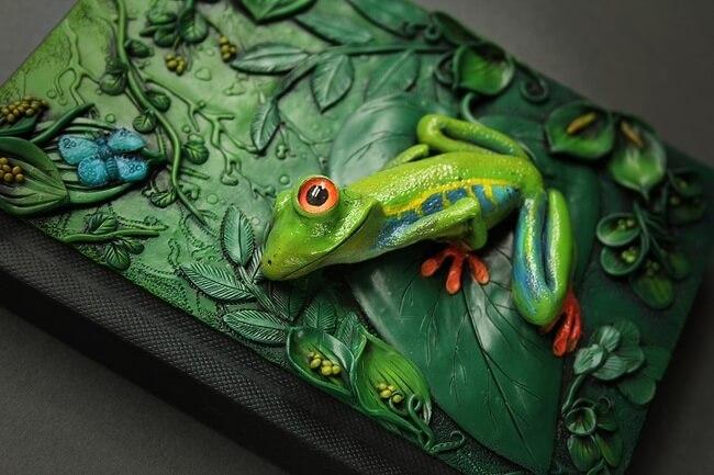 Handmade Fairy Tale Book Covers 3