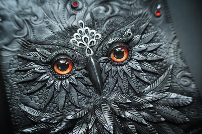 Handmade Fairy Tale Book Covers 13