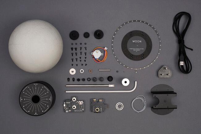 Lunar Globe 8