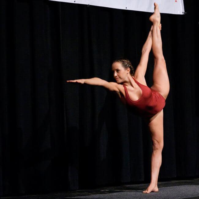 cool yoga poses 18