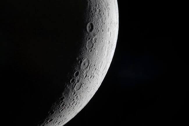 Lunar Globe 3