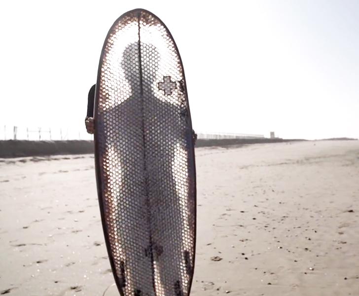Durable Cardboard Surfboard 2