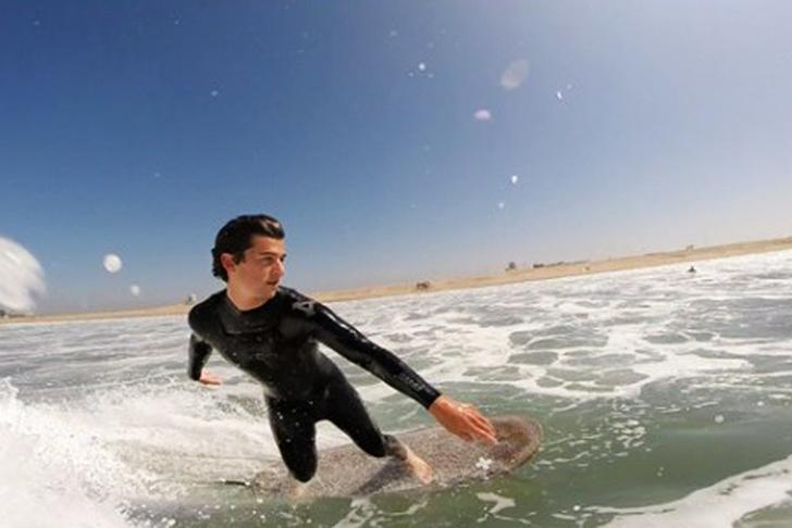 Cardboard Surfboard 3