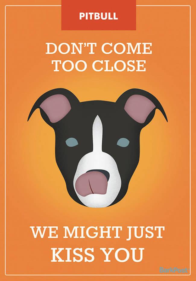 Honest Dog Stereotypes Slogans 1