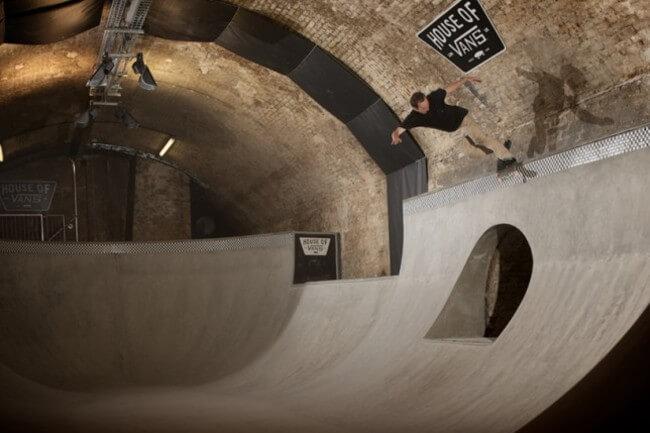 Tunnel Skate Park 1
