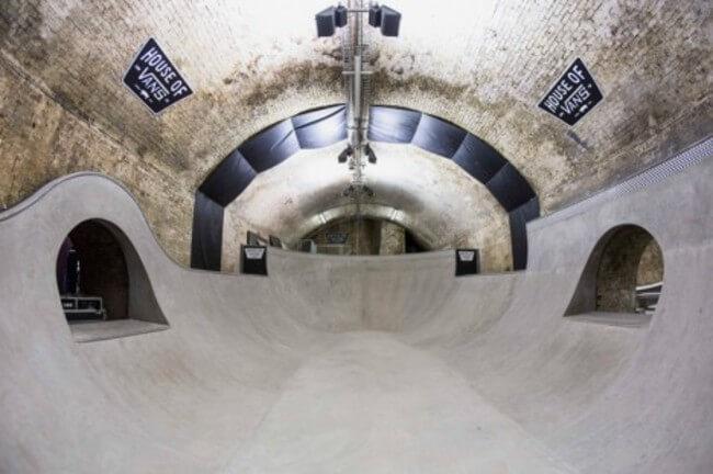 Tunnel Skate Park 2