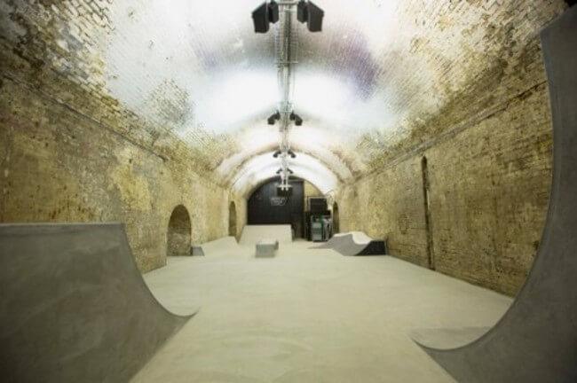 Tunnel Skate Park 4