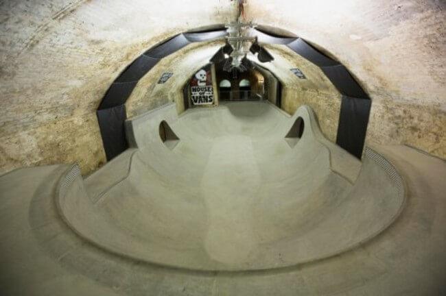 Tunnel Skate Park 5