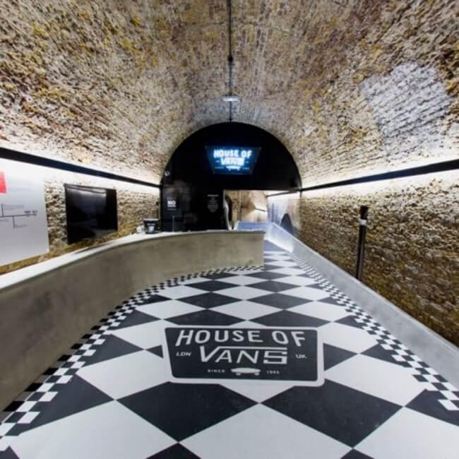 Tunnel Skate Park 3