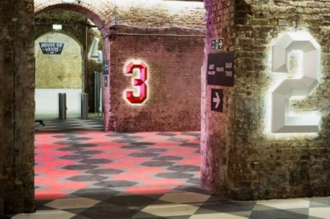 Tunnel Skate Park 6
