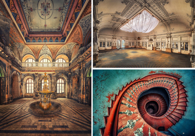 abandoned places photography feat