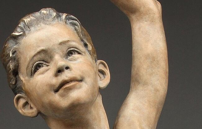 human bronze sculptures 11