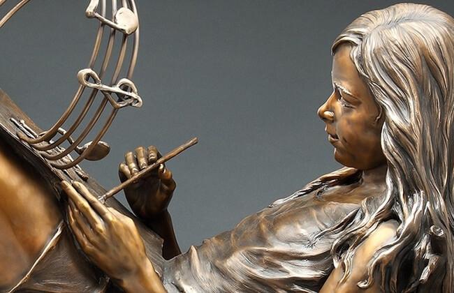 lifelike bronze sculptures 14