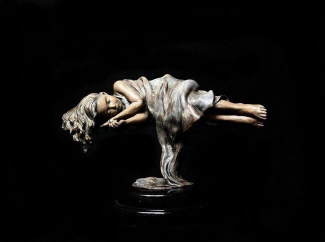 human bronze sculptures 13