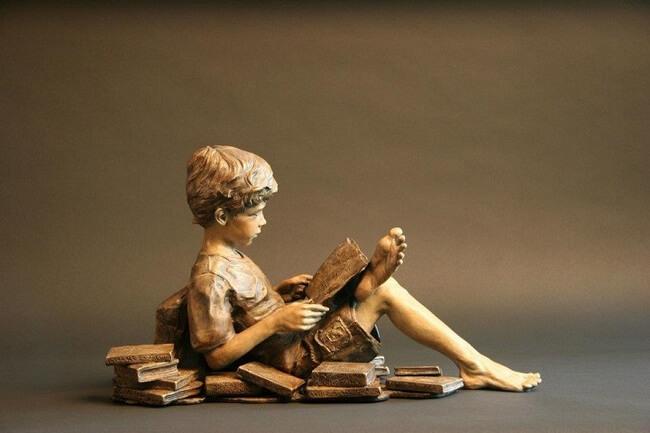 human bronze sculptures 1