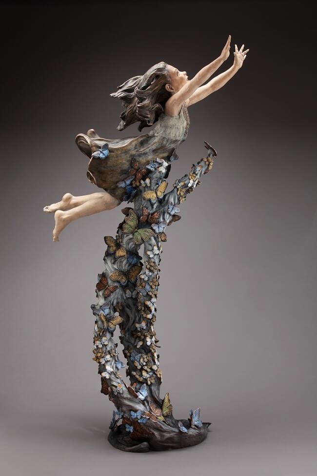 human bronze sculptures 18