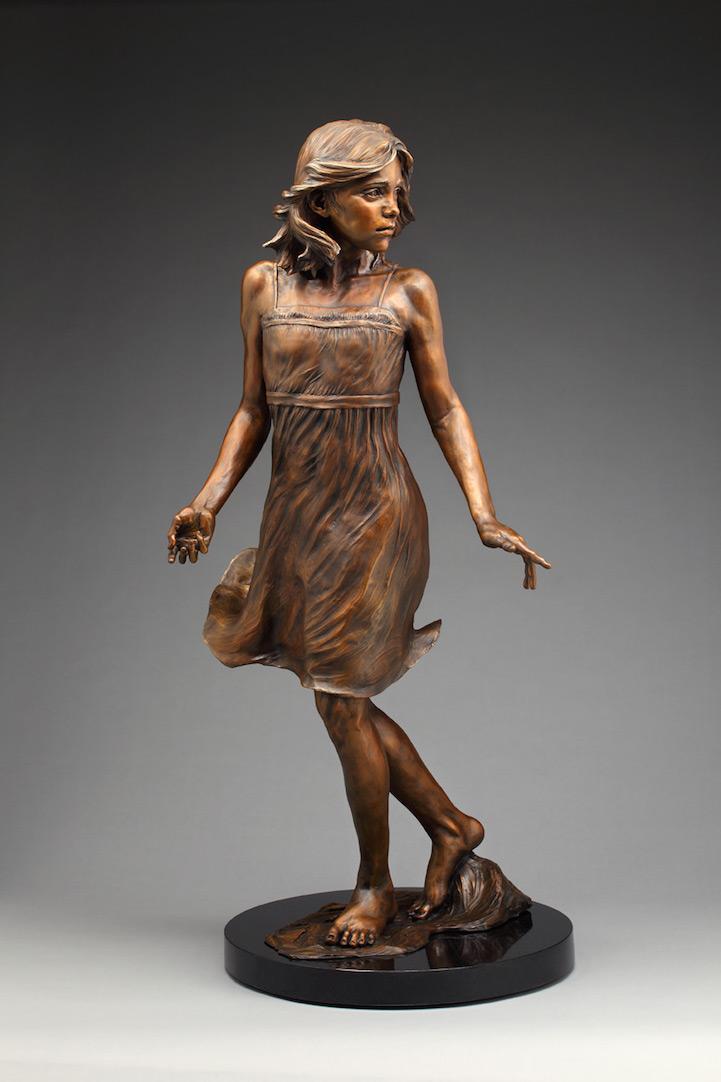 lifelike bronze sculptures