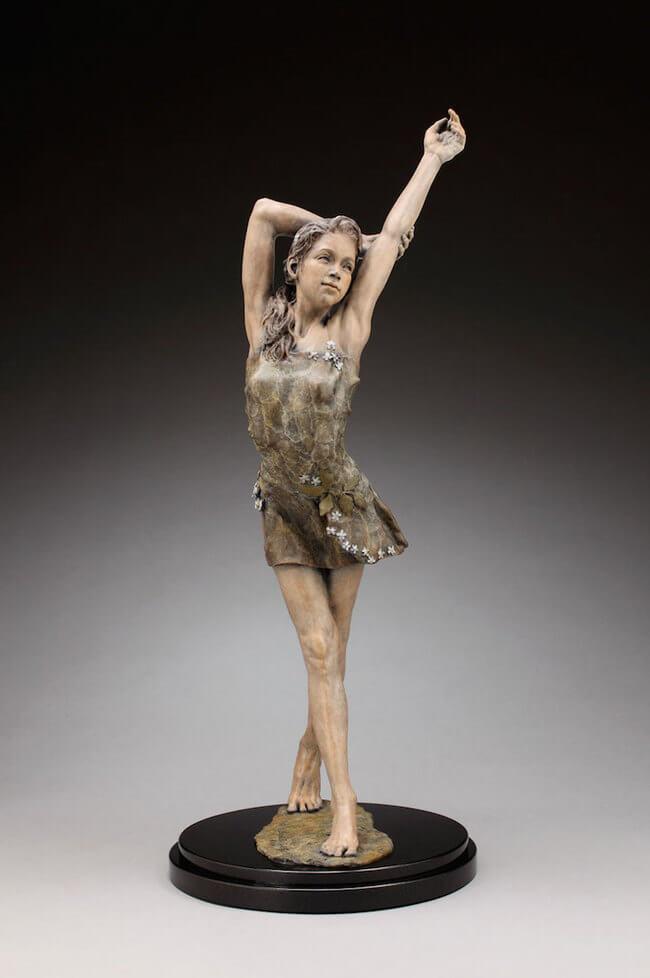 human bronze sculptures 9