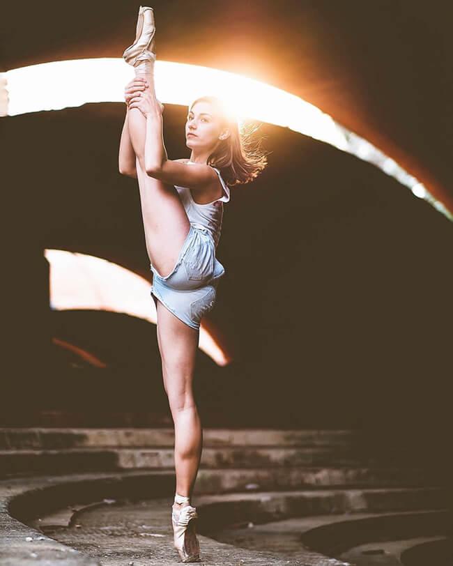 Ballet Dancers in cuba 7