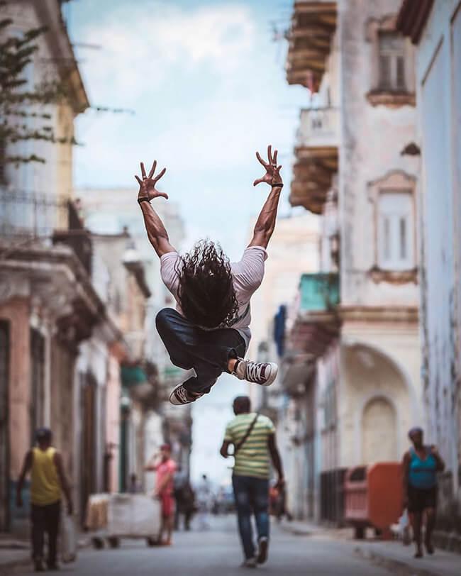 Ballet Dancers in cuba 8