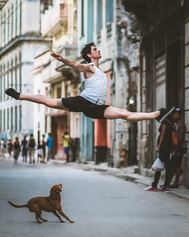 Ballet Dancers in cuba 6
