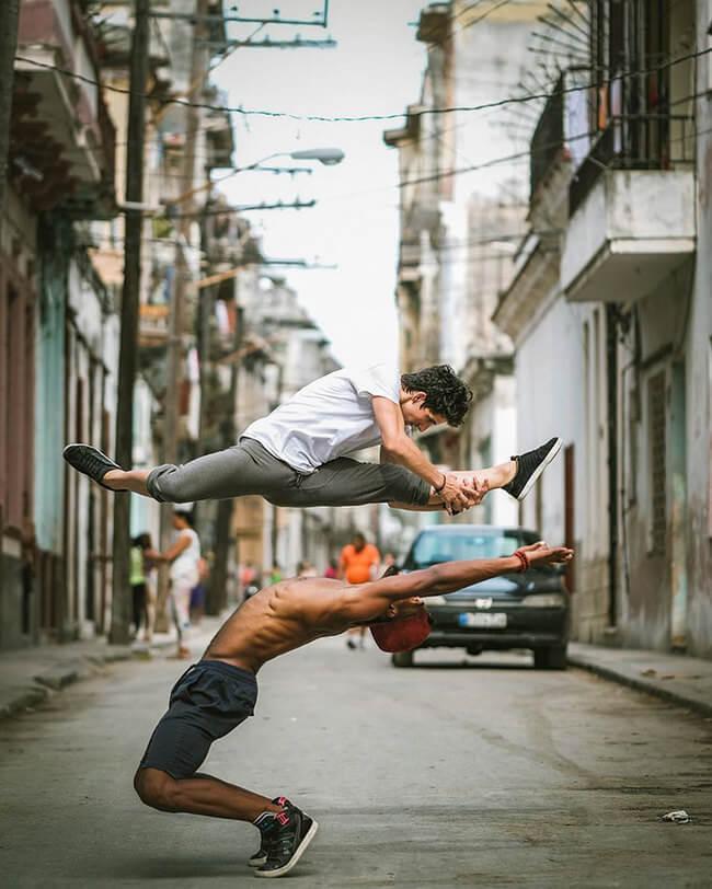 Ballet Dancers in cuba 4