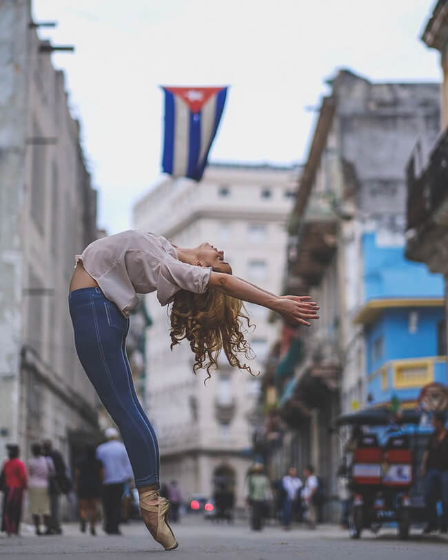 Ballet Dancers in cuba 3