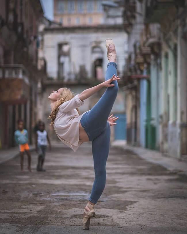 Ballet Dancers in cuba 13