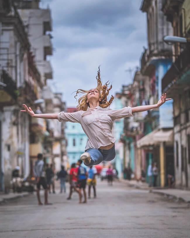 Ballet Dancers in cuba 11
