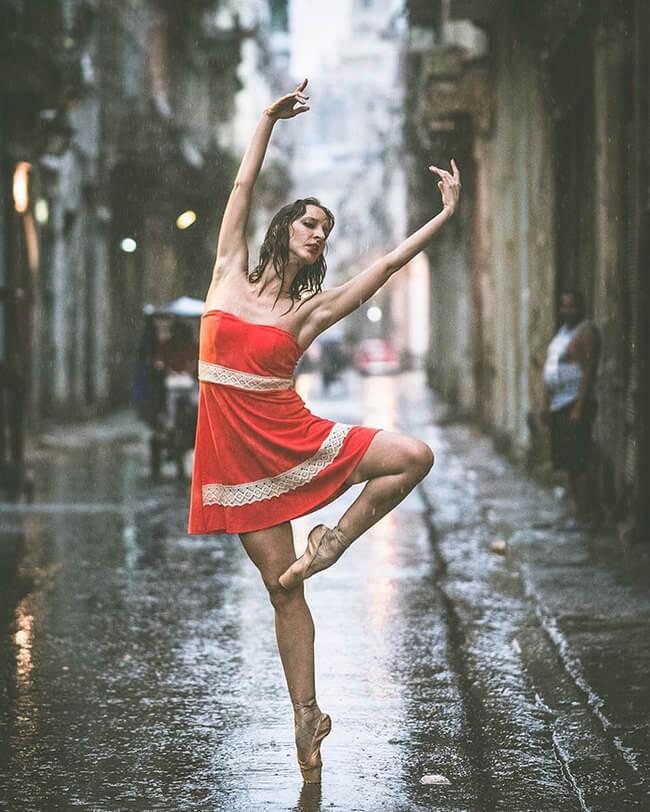 Ballet Dancers in cuba 14