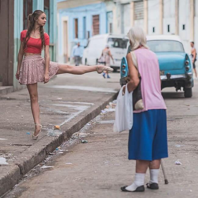 Ballet Dancers in cuba 5