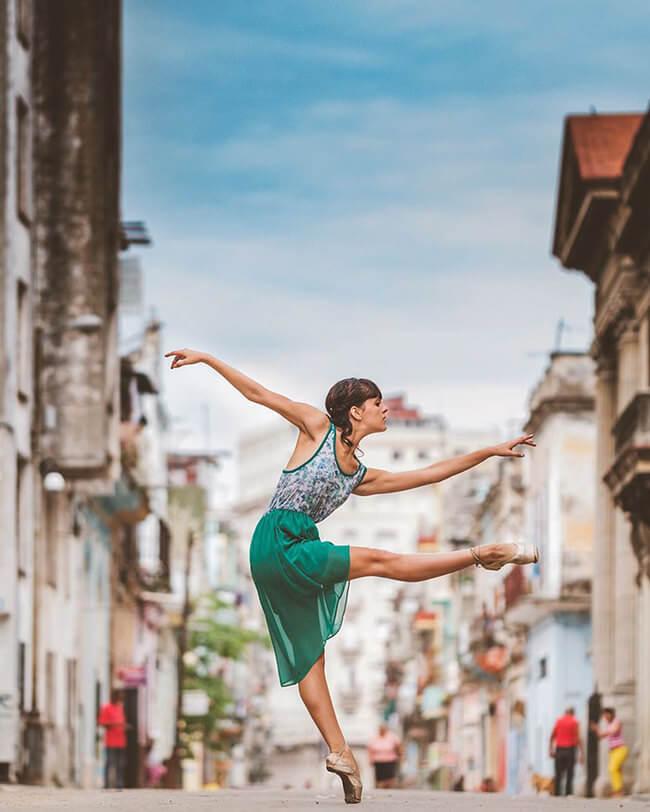 Ballet Dancers in cuba 10