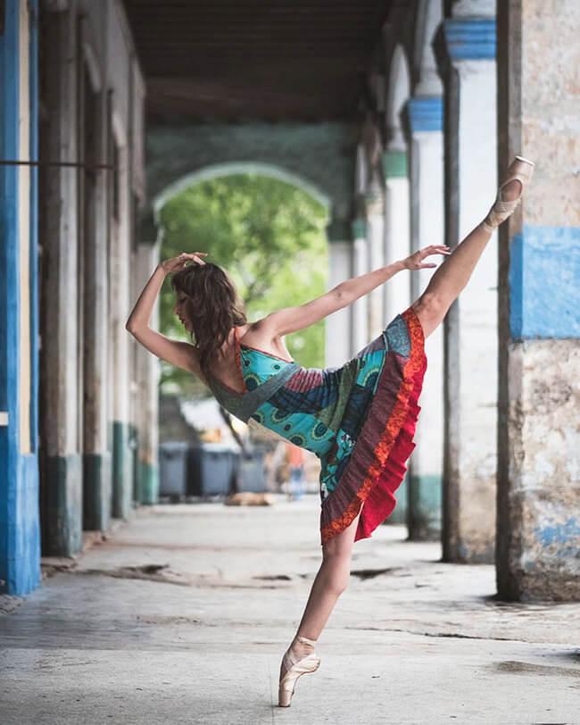 Ballet Dancers in cuba 12