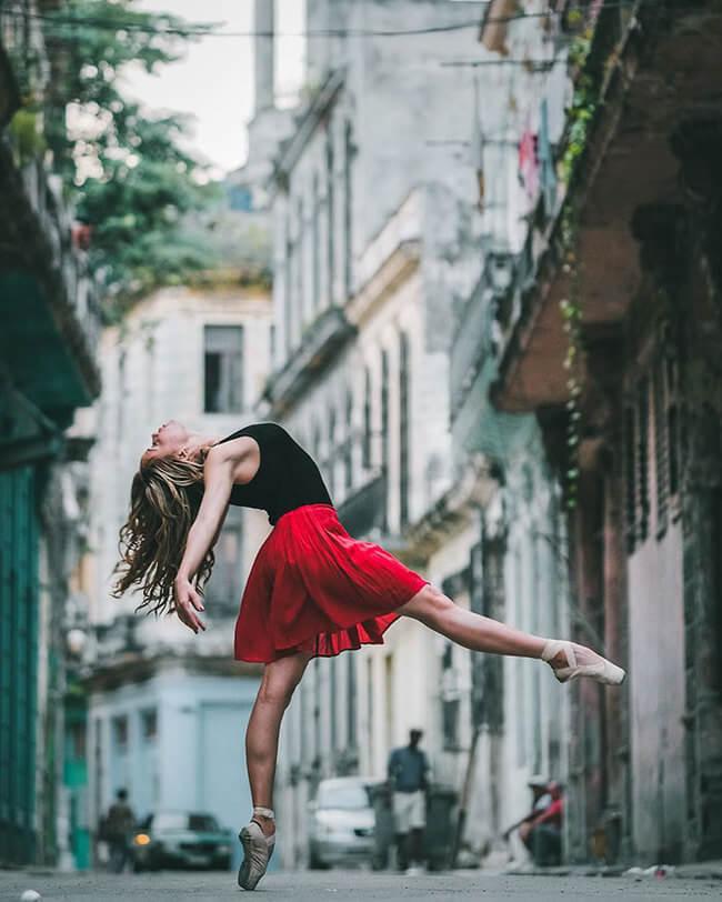 Ballet Dancers in cuba 9