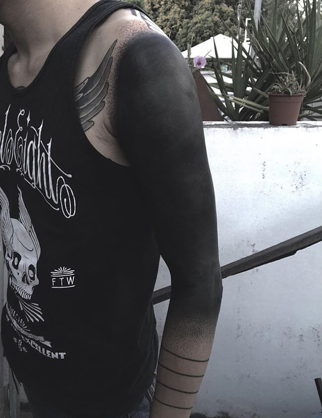 Blackout Tattoos 7