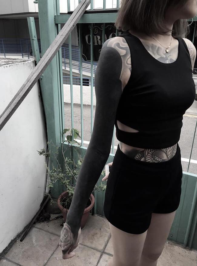 Blackout Tattoos 9
