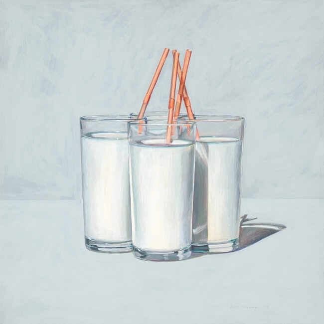 Realistic Paintings Of Treats 9