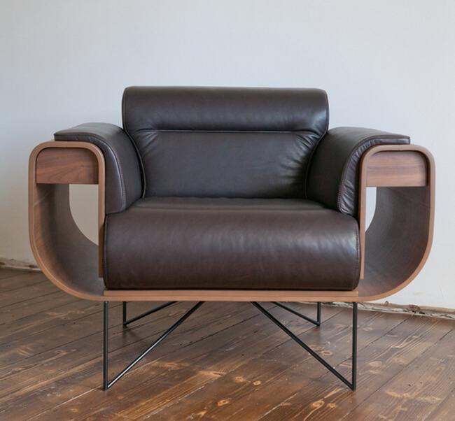 leather cigar chair 2