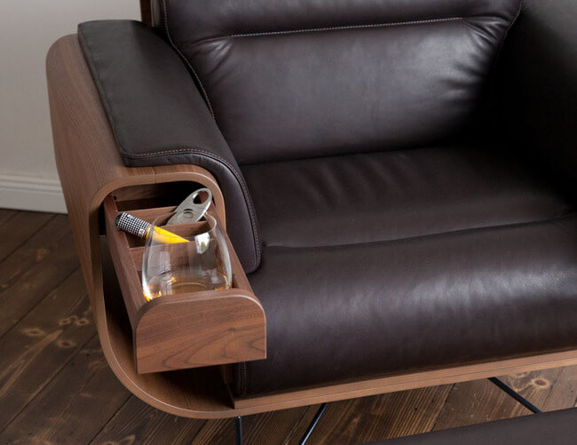 leather cigar chair 3