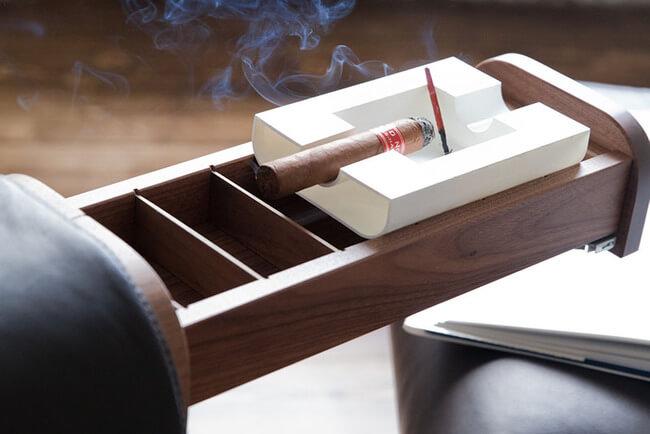 leather cigar chair 4