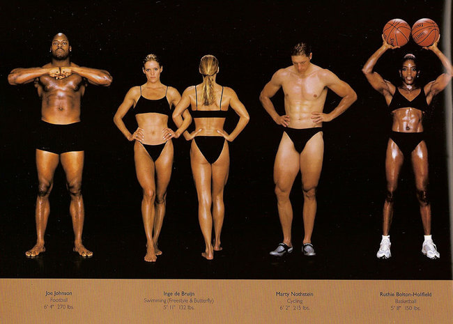 olympic athlete body types 10