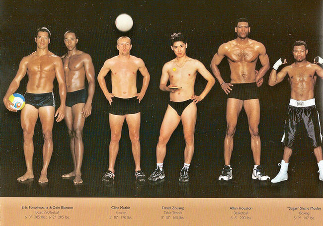 olympic athlete body shapes 9