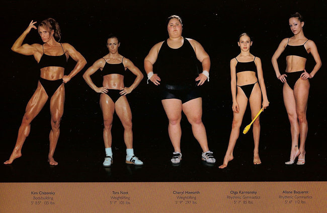 olympic athlete body types 3